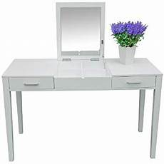 homcom dressing table makeup table writing table desk with