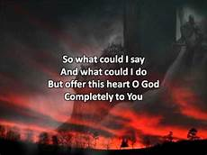 Stand In The Light Lyrics The Stand Hillsong United With Lyrics Youtube