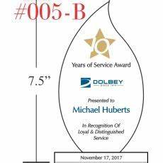 Years Of Service Award Wording 10 Years Of Service Award Sample Wording Sample By