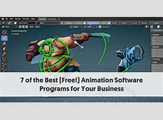 Top 7 Free Animation Software Programs for Your Business