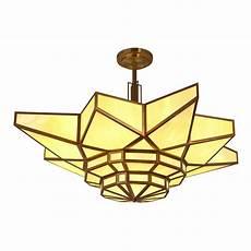 Art Deco Lighting Art Deco Star Pendant Crenshaw Lighting