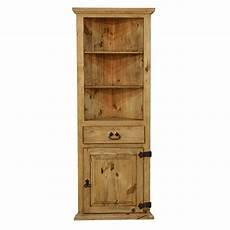 rustic corner cabinet rustic corner curio cabinet corner