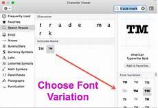 Registered Trademark Symbol Mac How To Type Trademark And Registered Symbol In Windows And