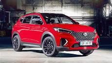 2020 Hyundai Suv by 2020 Hyundai Tucson N Line Sportier And More Efficient