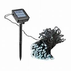 Solar Christmas Lights Walmart 39 Foot Solar Outdoor Christmas Holiday String Lights With