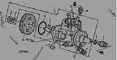 Fuel Injection Pump Tractor John Deere 6515 Tractor