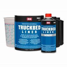 sem 39630 black professional truckbed liner kit sem