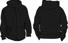 Blank Black Hoodie Template Free 6 Blank Pullover Hoodie Template Psd Source Template