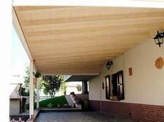perlinato soffitto porticato con colonne ad una falda linea classica