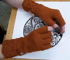 masala fingerless gloves pattern knitting patterns and
