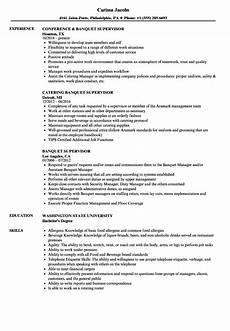 Banquet Resume Sample Banquet Hall Server Resume Sample