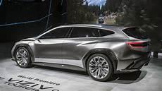 subaru viziv 2020 subaru viziv tourer concept previews 2020 wrx wagon autoblog