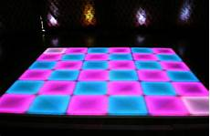 Light Up Dance Floor Props Dance Floors Parquet Black And White Mirrored Pealit