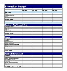 Numbers Budget Template Free 10 Weekly Budget In Pdf Google Docs Google