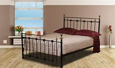 sweet dreams kimberley 5ft kingsize black metal bed frame