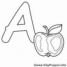 Abc Malvorlagen Gratis Apple Buchstaben Zum Ausdrucken