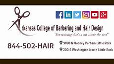 College Of Hair Design Omaha Arkansas College Of Barbering And Hair Design Under New