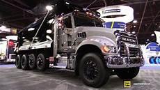 star7 2020 mini hd original 2018 mack granite 64b daycab dump truck walkaround