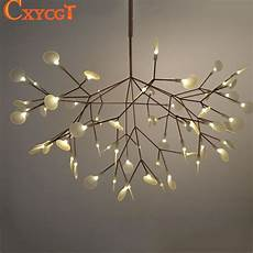 Tree Branch Light Fixture ᐂmodern Led Large ᗜ Lj Branch Branch Tree Chandeliers