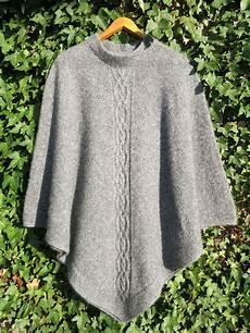 liliane poncho pattern by liliane poncho knitting