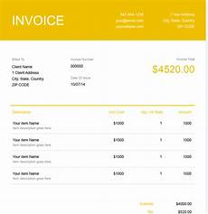 Trucking Invoice Free Trucking Company Invoice Template Freshbooks