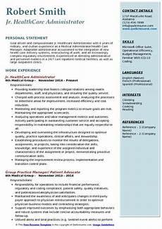 Nursing Administrator Resume Nursing Home Administrator Certification Homemade Ftempo