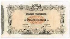 banche austriache in italia banconote italiane