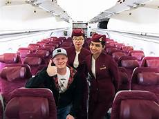 qatar cabin crew qatar airways experience them all