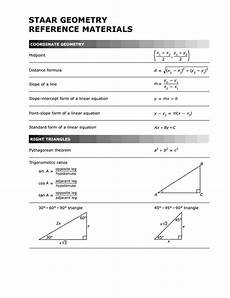 Staar Geometry Formula Chart Search Results For Geometry Staar Formula Chart
