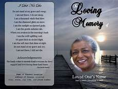 Free Printable Memorial Templates 73 Best Images About Printable Funeral Program Templates