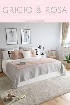 da letto rosa da letto rosa e grigio una combinazione perfetta
