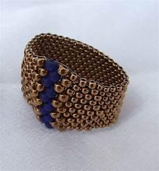 beadwork beaded rings diy beaded rings seed bead jewelry