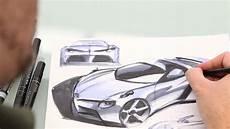 Auto Design Concept Concept Car Designed And Destroyed The Five Minute Car