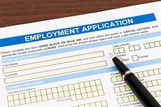How To Fill Out Job Application How To Fill Out A Job Application
