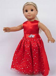 clothes for dolls aliexpress buy handmade 15 colors princess dress