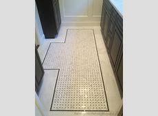 Tile Floor Mat That We Added In The Vanity Area Ideas