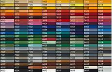 Powder Coat Colour Chart Nz Powder Coating Colour Charts 381c Ral 4800 Devon Powder