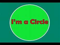A Circle Circle Song Circle Shapes I M A Circle Circles