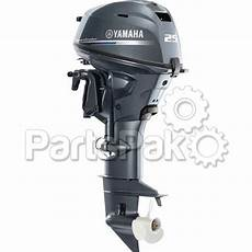 Yamaha F25lwtc F25 25 Hp Long Shaft 20 Quot Electric