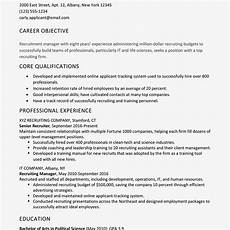Cover Letter For Sending Resume To Consultants Sample Cover Letter And Resume For A Recruiter