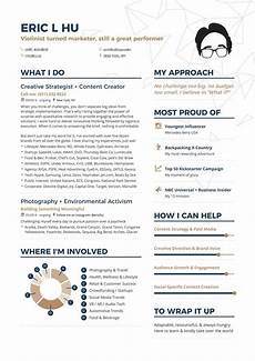 How To Build An Awesome Resume Real Creative Marketing Resume Example Enhancv