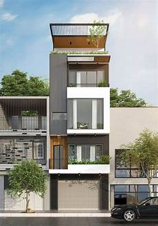narrow lot house plans 5x9 5m with 4 bedrooms narrow lot