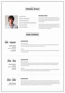 Free Resume Samples Online 20 Intriguing Online Resume Templates Cv Template