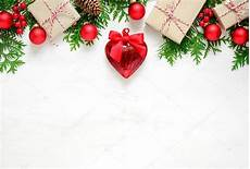 Blank Christmas Christmas Background With Blank Space Stock Photo