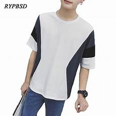 sleeve cooling shirts for aliexpress buy 2018 summer new fashion panelled