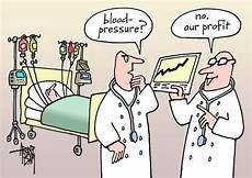 Medical Chart Cartoon Rising Medical Costs In India And The Doctor S Advice