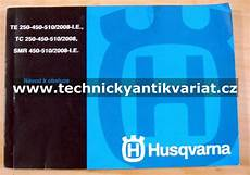 Husqvarna Te Tc Smr 250 450 510 Technickyantikvariat