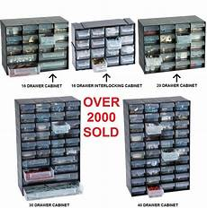 multi drawer storage cabinet unit small parts nail