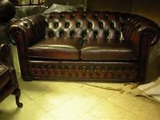 divani chester usati divani chesterfield usati vintage in pelle riano