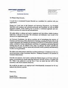 Recommendation Letter For Student From Employer Recommendation Letter Previous Employer